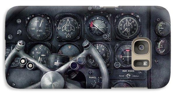 Air - The Cockpit Galaxy S7 Case