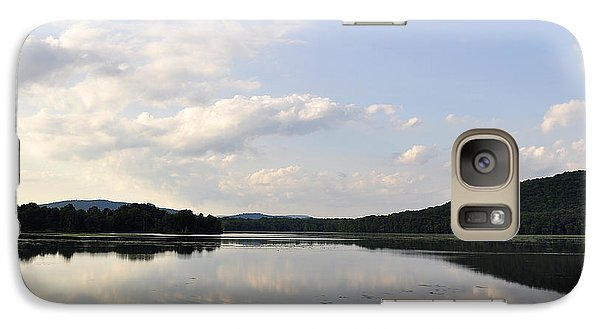 Galaxy Case featuring the photograph Alabama Mountains by Verana Stark