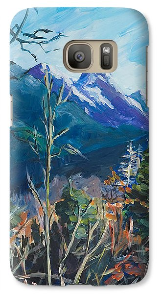 Alaska Autumn Galaxy S7 Case