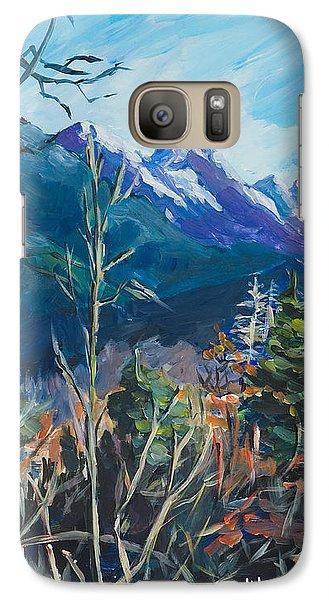 Alaska Autumn Galaxy S7 Case