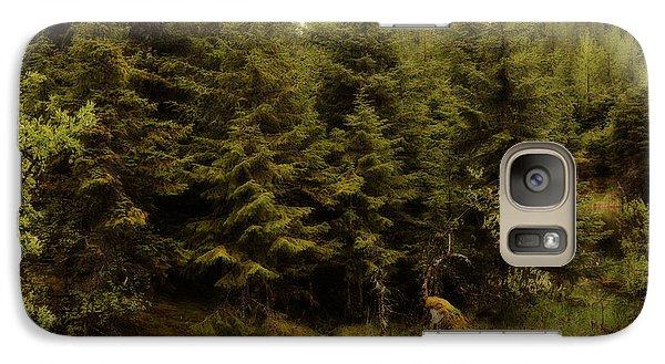 Galaxy Case featuring the photograph Alaska Beauty by Davina Washington