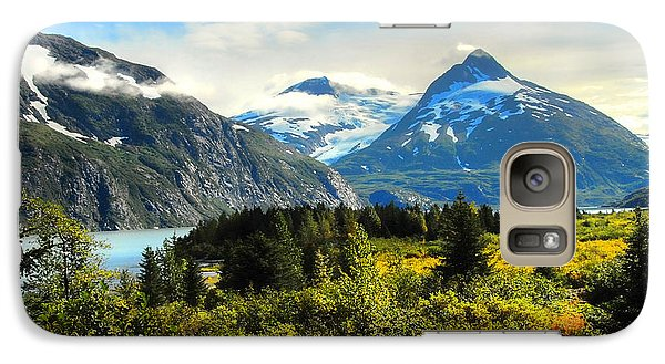 Galaxy Case featuring the photograph Alaska In All Her Glory by Dyle   Warren