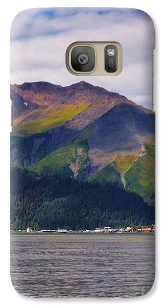 Galaxy Case featuring the photograph Alaska In The Summer by Brigitte Emme
