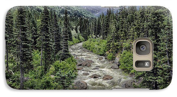 Galaxy Case featuring the photograph Alaskan Wilderness by JRP Photography