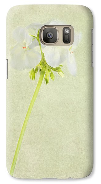 Galaxy Case featuring the photograph Alice by Elaine Teague