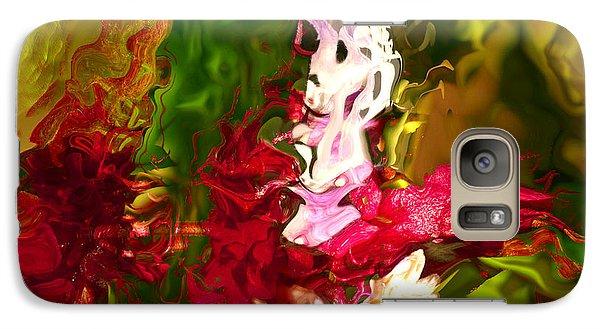 Galaxy Case featuring the digital art Alice by Richard Thomas