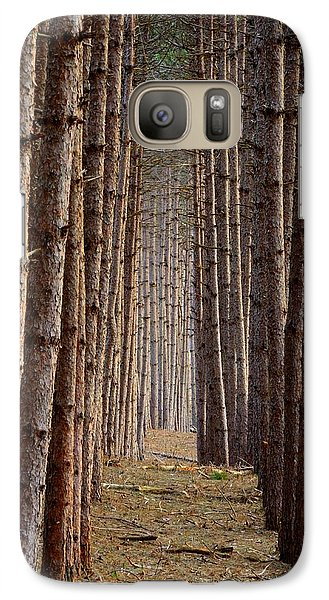 Galaxy Case featuring the photograph Aligned by Paul Noble