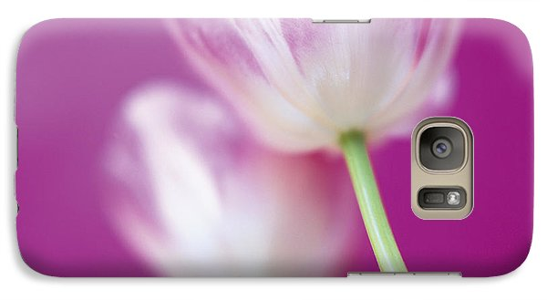 Galaxy Case featuring the photograph Alike by Lana Enderle