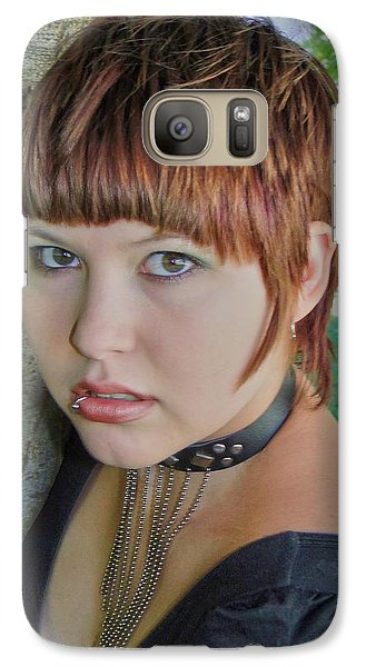 Galaxy Case featuring the photograph All At Once by Nick David