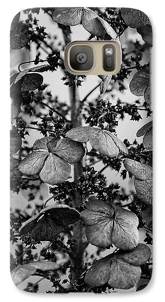 Galaxy Case featuring the photograph All Dried Out  by Beth Akerman