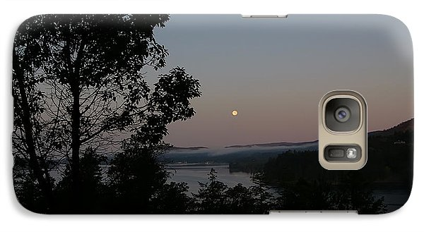 Galaxy Case featuring the photograph All Is Calm All Is Bright by Rhonda McDougall