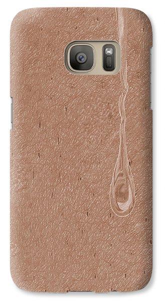 Galaxy Case featuring the digital art All My Valentine's... by Tim Fillingim
