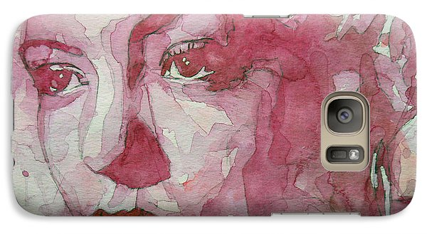 Jazz Galaxy S7 Case - All Of Me by Paul Lovering