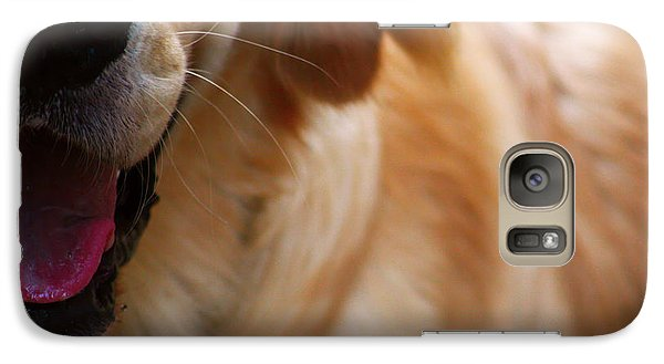 Galaxy Case featuring the photograph All Smiles by Kara  Stewart