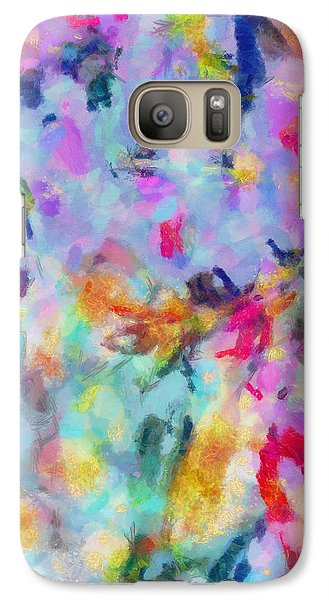 Galaxy Case featuring the painting All Those Good Things by Joe Misrasi