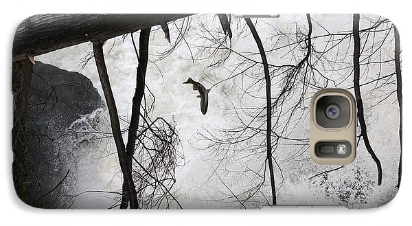 Galaxy Case featuring the photograph Almost Home by Gayle Swigart