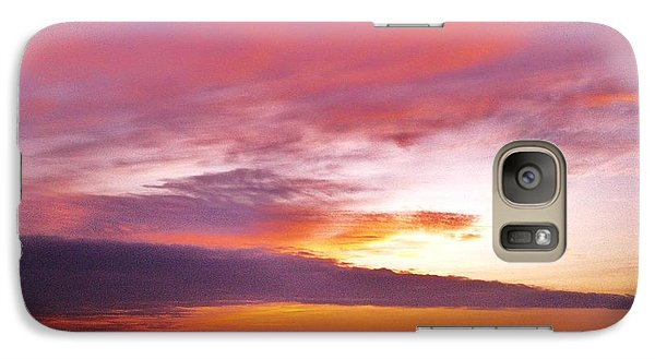 Galaxy Case featuring the photograph Almost There by Robin Coaker