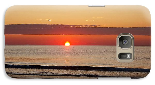 Galaxy Case featuring the photograph Almost Up by Eunice Miller
