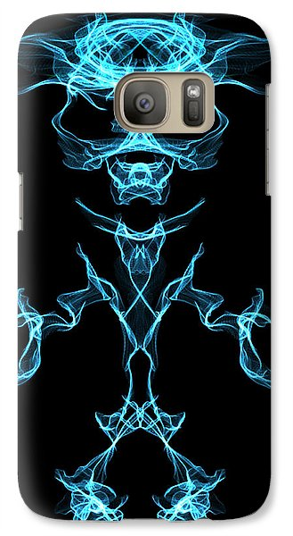 Galaxy Case featuring the photograph Alpha One by Tom DiFrancesca
