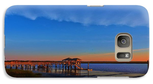 Galaxy Case featuring the photograph Already A Good Day by Laura Ragland