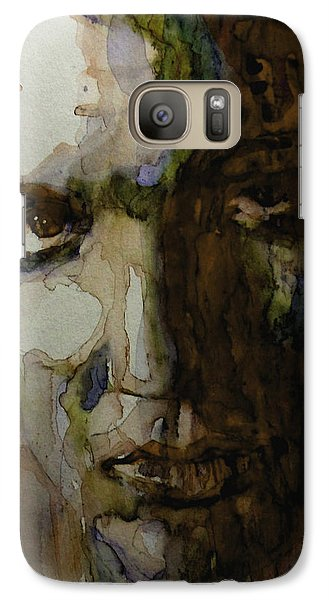 Always On My Mind Galaxy S7 Case by Paul Lovering