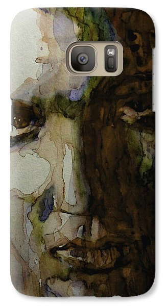 Always On My Mind Galaxy Case by Paul Lovering
