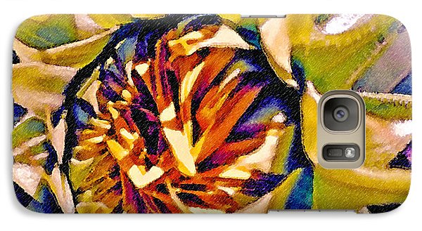Galaxy Case featuring the photograph Always Summer by Gwyn Newcombe