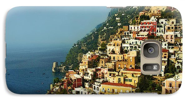 Amalfi Coast Hillside II Galaxy S7 Case