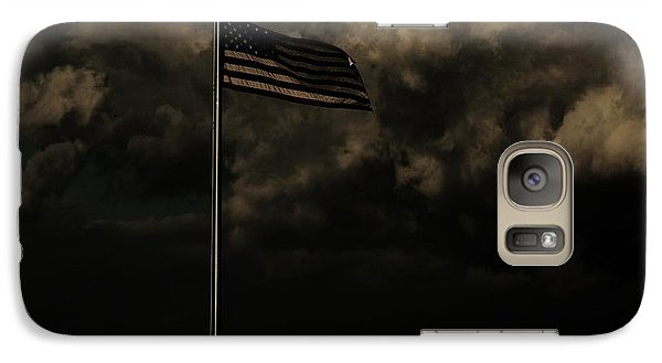 Galaxy Case featuring the photograph America....... by Jessica Shelton
