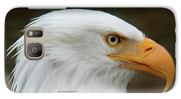 Galaxy Case featuring the photograph American Bald Eagle by Bob and Jan Shriner