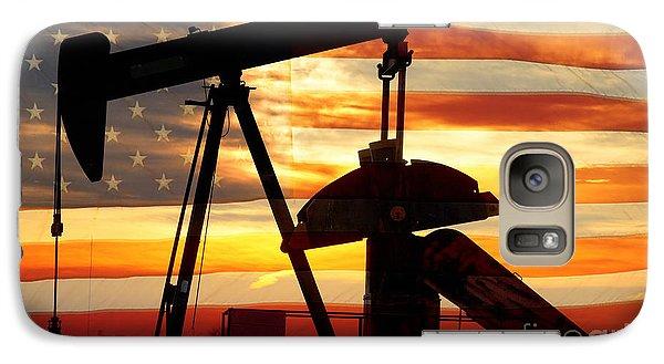 American Oil  Galaxy S7 Case