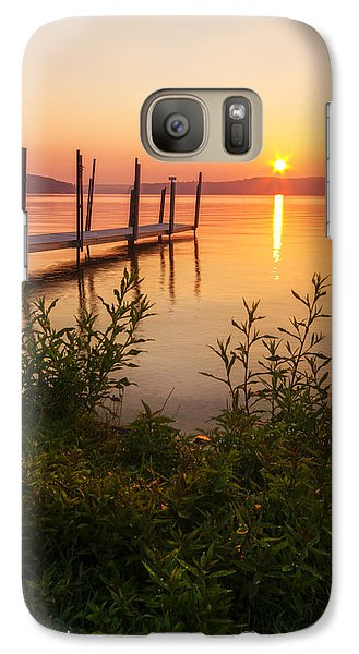 Ames Farm Landing Galaxy S7 Case