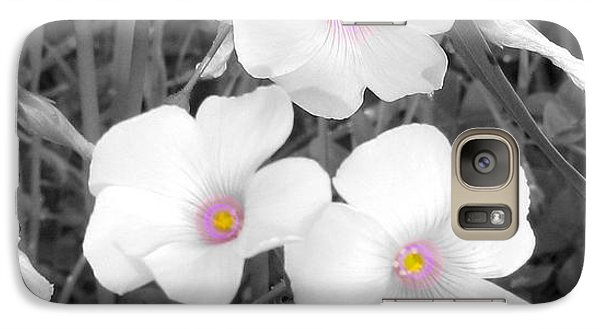 Galaxy Case featuring the photograph An Angels Work by Janice Westerberg