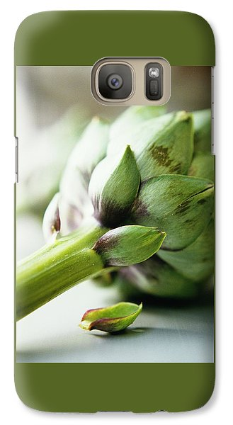 An Artichoke Galaxy S7 Case by Romulo Yanes