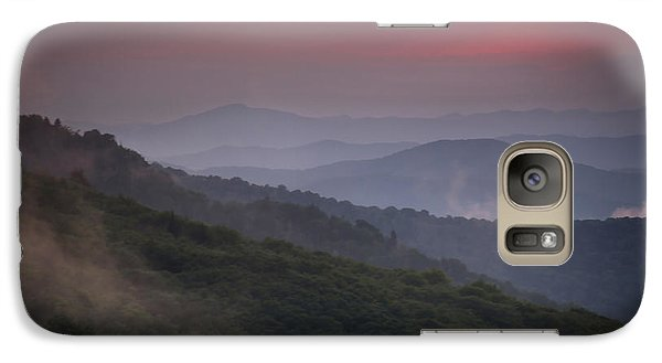 Galaxy Case featuring the photograph Ancient Smokies by Serge Skiba