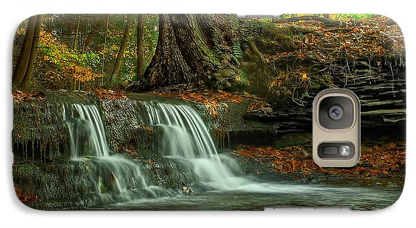 Galaxy Case featuring the photograph And God Proclaimed His Creation Good by Skip Tribby