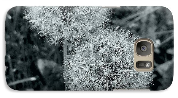 Galaxy Case featuring the photograph ...and I Huff... And I Puff... by Mariana Costa Weldon