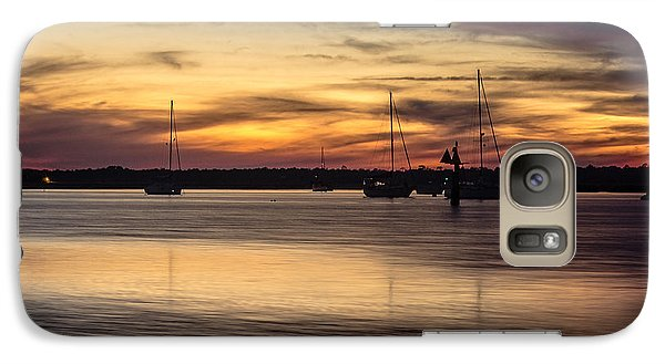 Galaxy Case featuring the photograph And Soon I Will Be Free by Wade Brooks