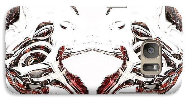 Galaxy Case featuring the digital art Androidinous by Richard Thomas