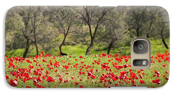At Ruchama Forest Israel Galaxy S7 Case