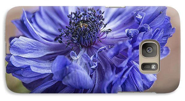 Anemone Blues I Galaxy S7 Case