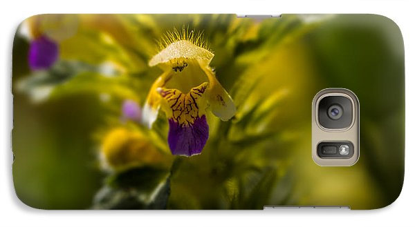 Galaxy Case featuring the photograph Angel? by Leif Sohlman