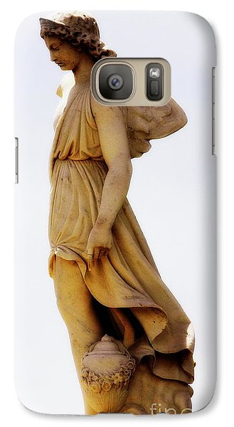 Galaxy Case featuring the photograph Angel by Lisa L Silva