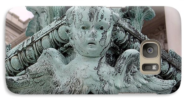 Galaxy Case featuring the photograph Angel Wings by Ed Weidman
