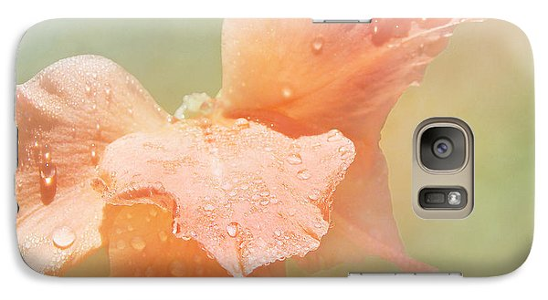 Galaxy Case featuring the photograph Angel Wings by Kathi Mirto