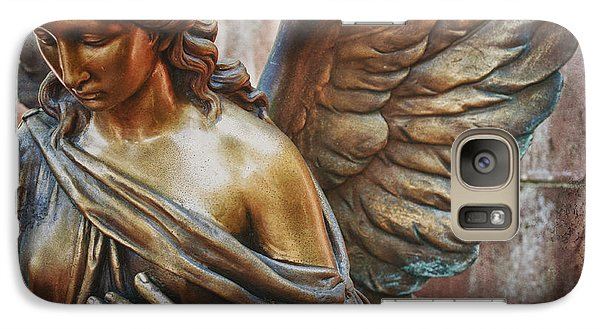Angelic Contemplation Galaxy S7 Case