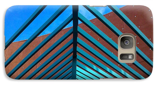 Galaxy Case featuring the photograph Angles by Richard Stephen