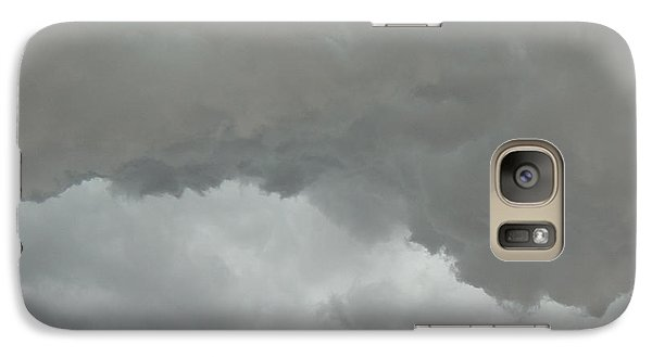 Galaxy Case featuring the photograph Angry by Teresa Schomig