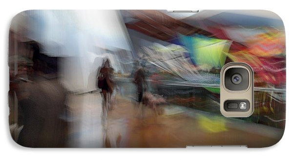 Galaxy S7 Case featuring the photograph Angularity by Alex Lapidus
