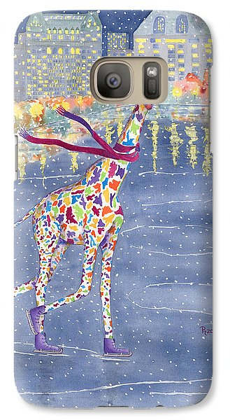Annabelle On Ice Galaxy S7 Case